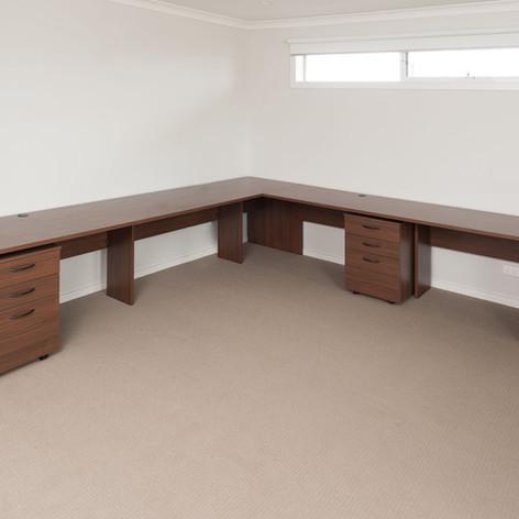 Corner Study Desk