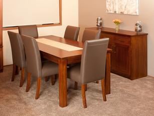 Tasmanian Oak Dining Table