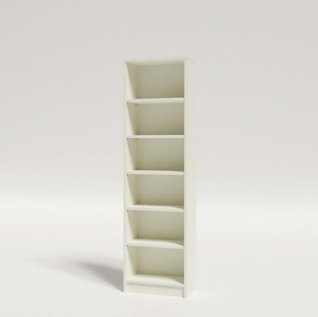 Bookcase 600mmL x 2100mmH