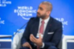 Jahanzaib, CEO Knockri WEF