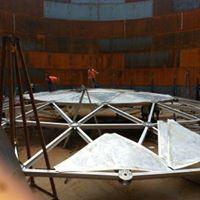 Start with Aluminium Dome Plates