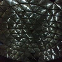 Geo Dome from bottom