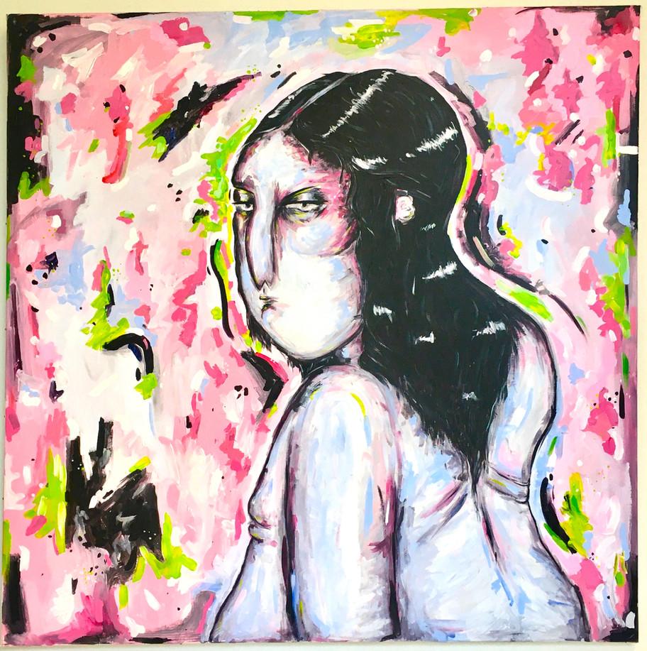 Mathilde Bindervoet - Angry