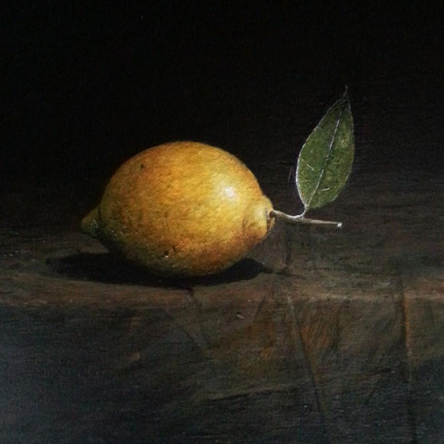 Antionio Fuertes - Still Life new series