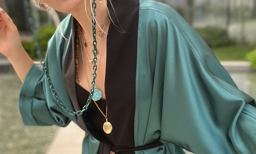 Şort Kimono 2li takım