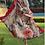 Thumbnail: Geyşa Desenli İpek Saten Kimono