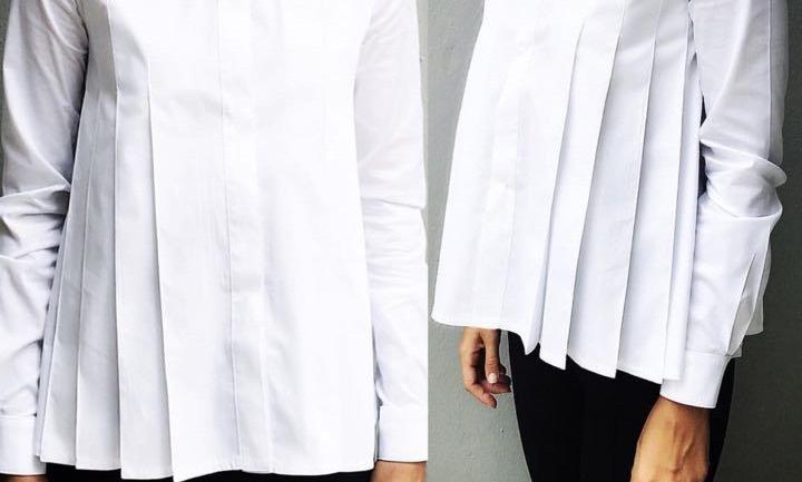 Tümü Pilili Gömlek