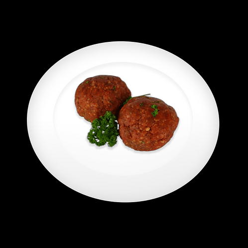 Red Angus beef rissoles (Pack of 6)