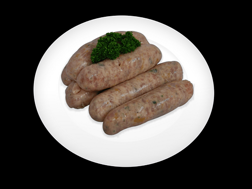 Chicken, Plain Sausages 500g (approx. 6pcs)
