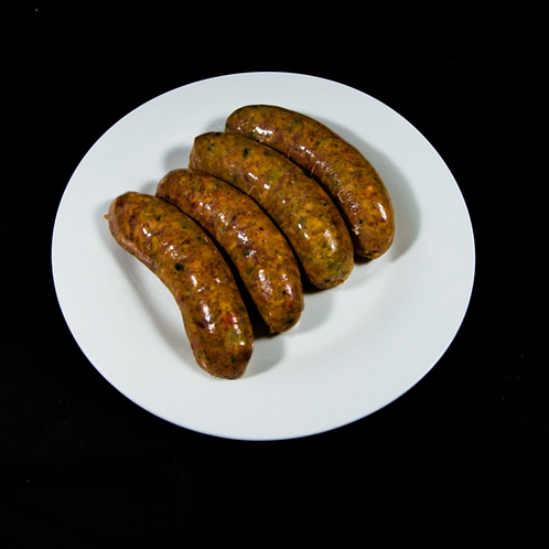 Lamb Madras and Coconut Cream Sausages 500g (approx. 6pcs)