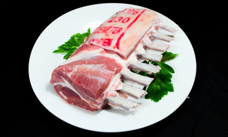Lamb Rack 800g