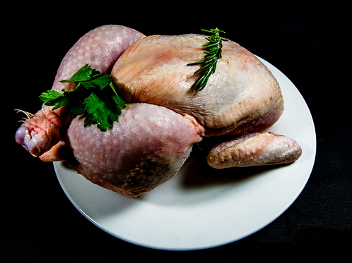 Whole Organic Chicken 1.8kg (approx.)