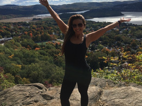 Burger Bashing, Mountain Hiking & Gala Hopping! An Action Packed Weekend in NYC.