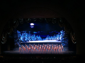 Dancing, Sparkles & Cupcakes! Radio City Christmas Spectacular- An NYC classic, presented by The
