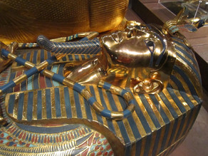 3,000 Years Ago in Egypt, Right Here in NYC! The Discovery of King Tut.