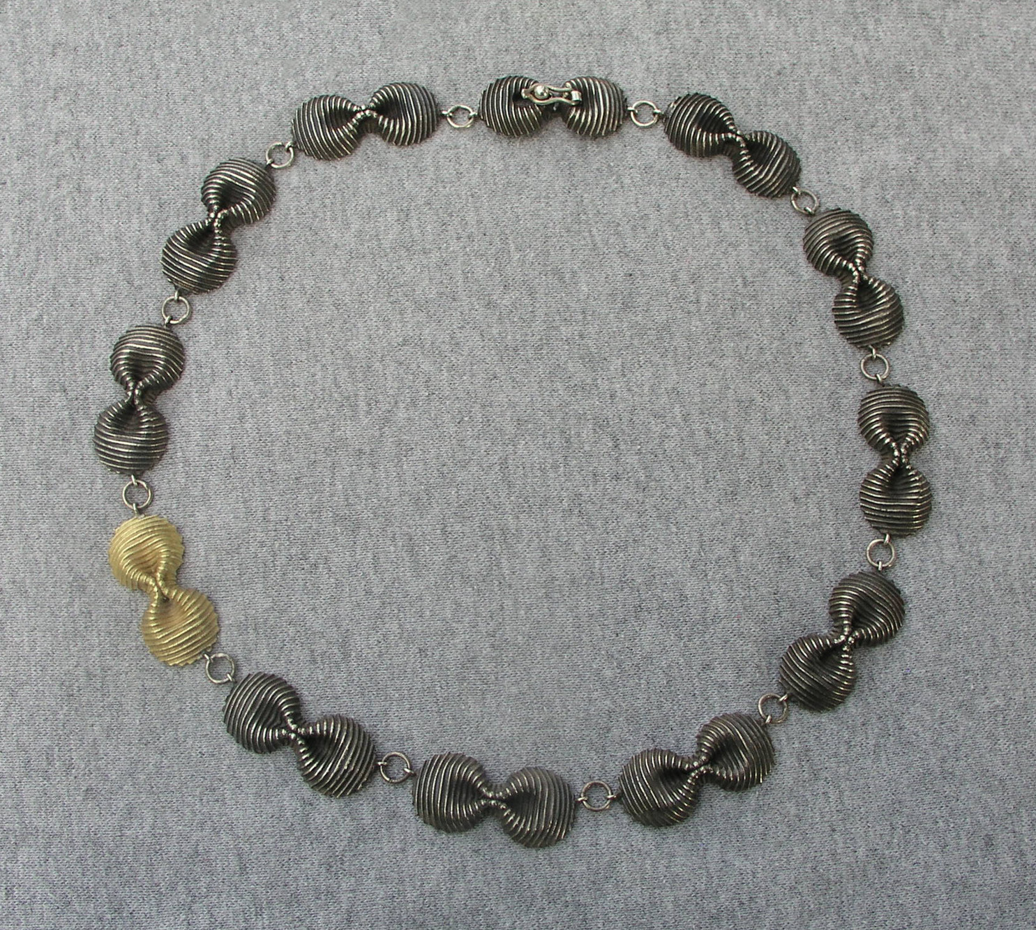 Kette Gold – Silber