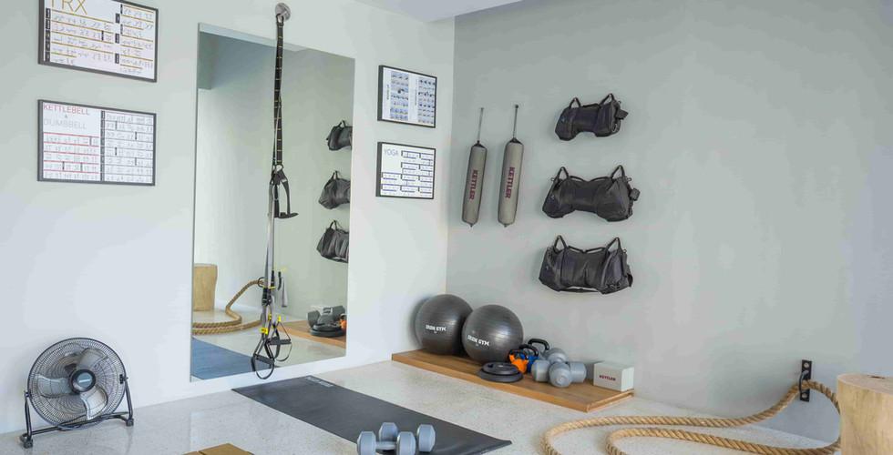 Origin Seminyak 1 Bedroom Fitness