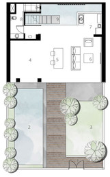 1 Bedroom Pool Villa Ground Floor