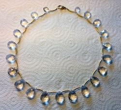 Bergkristalltropfen, Perlen