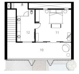 1 Bedroom Pool Villa Upper Floor