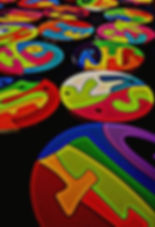 Cadeau anniversaire original personnalisé puzzle de prénom