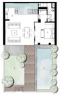 2 Bedroom Pool Villa Ground Floor