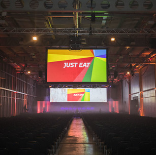 Just Eat World Party 2017