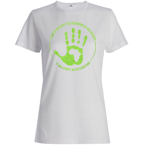 White Hand Women's Green