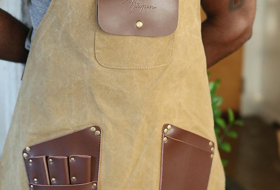 Heavy Canvas Leather Apron