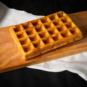 Corn Bread Waffle