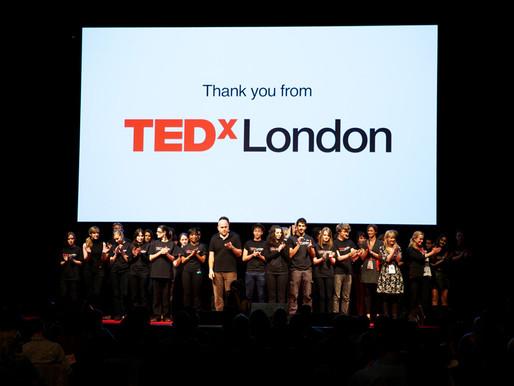 TEDxLondon 2019: #BeyondBorders