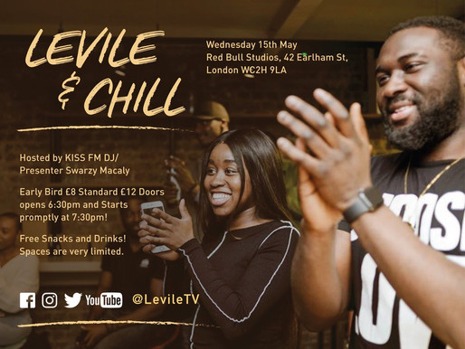 Levile & Chill XII 'Women In Film