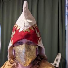 Refskegg Mycenean Death Mask