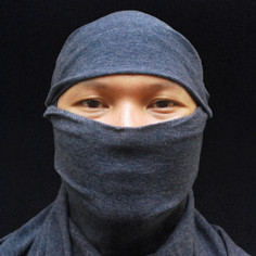 Make-a-Ninja-Mask-out-of-a-T-Shirt-Intro