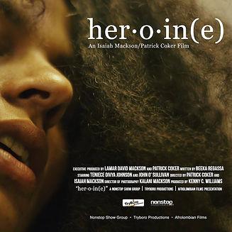 Lamar Mackson - Heroin(e) Poster Final.j