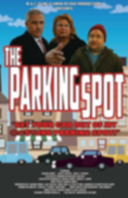 Mario Corry - Poster final The Parking S
