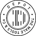 logo depot the male tools