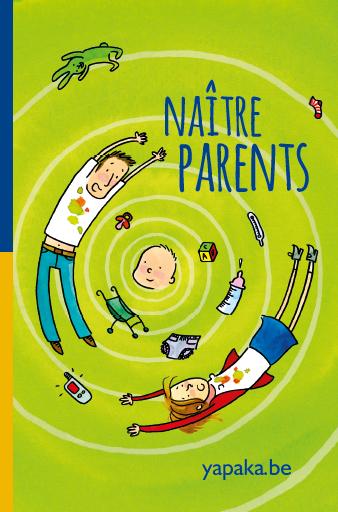 illustration naitre parents yapaka