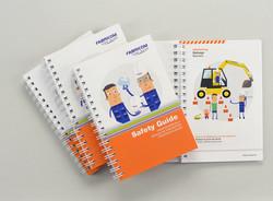 brochure fabricom illustrations