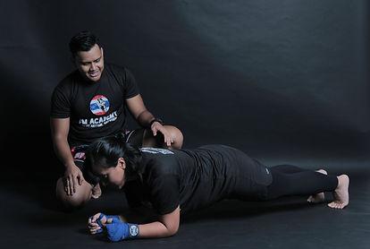 FM Academy fitness