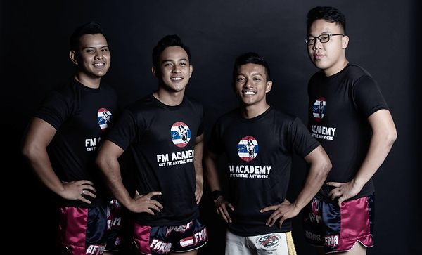 Singapore Muay thai instructors
