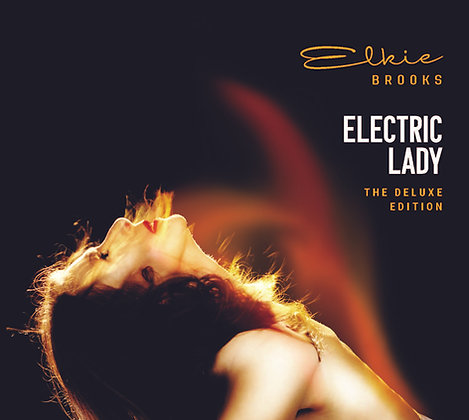 Elkie Brooks Electric Lady Remastered  The Deluxe Edition CD With 5 Bonus Tracks