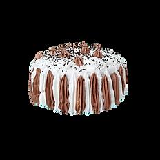 Sugar-Free Chocolate Cream Cake