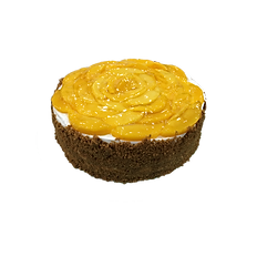 Mango N' Cream Cake