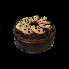 Cookie Dough Chocolate Cake