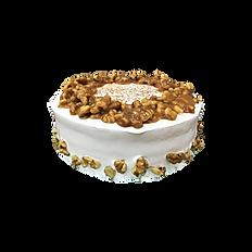 Pumpkin Caramel Walnut Cake