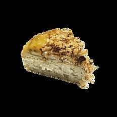 Ria's Banana Cheesecake