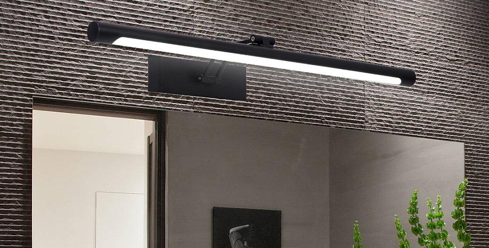 LED Modern Mirror Light for Bathroom Wall, Waterproof, Stainless Steel