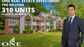 OREI Acquires 310 units in Charlotte, North Carolina