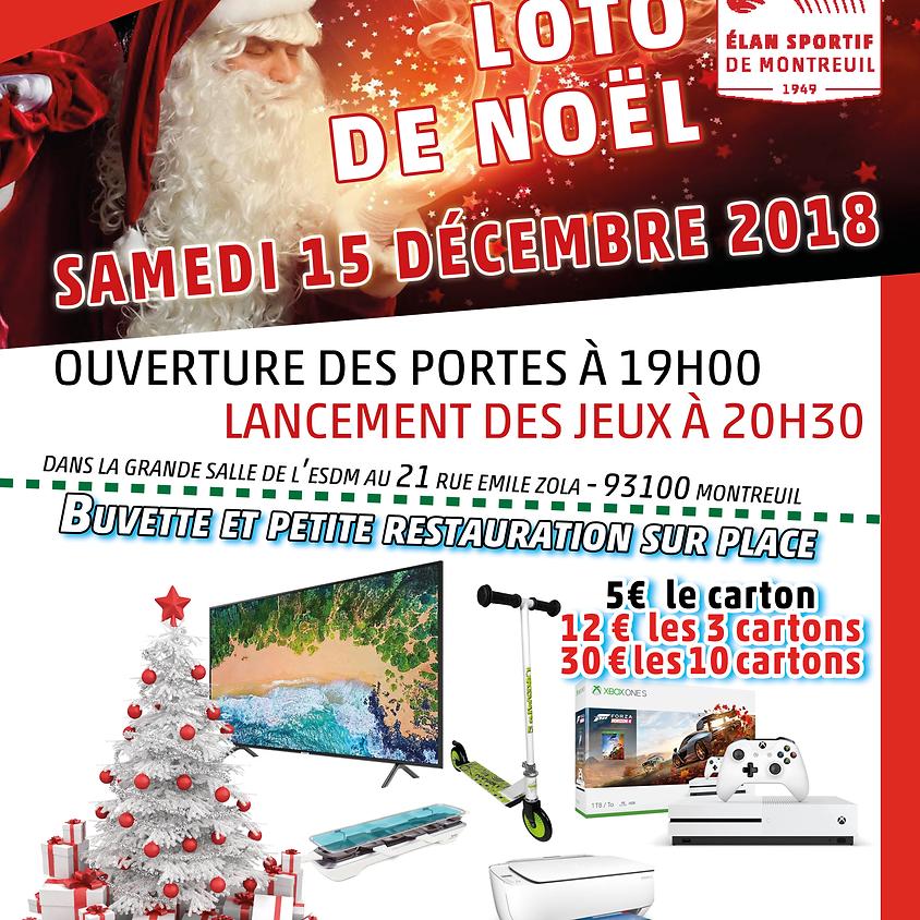 Loto de Noël 2019